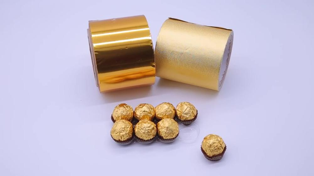 Kolysen chocolate foil manufacturers for wrapping chocolate-1