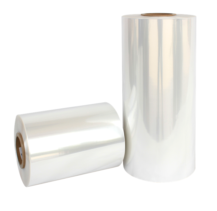 Transparent Soft POF Shrink Film
