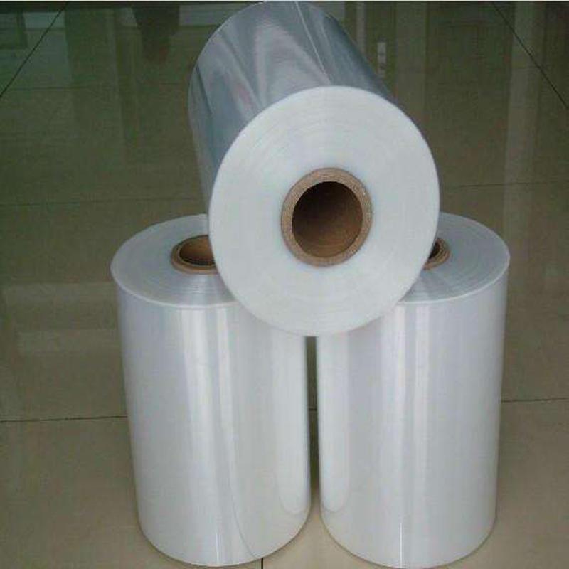PE PVC PET POF Shrink Film Rolls Wrap