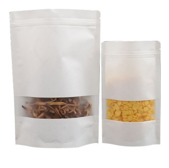 High-quality small brown bags with handles Suppliers used to pack dried fruit-6