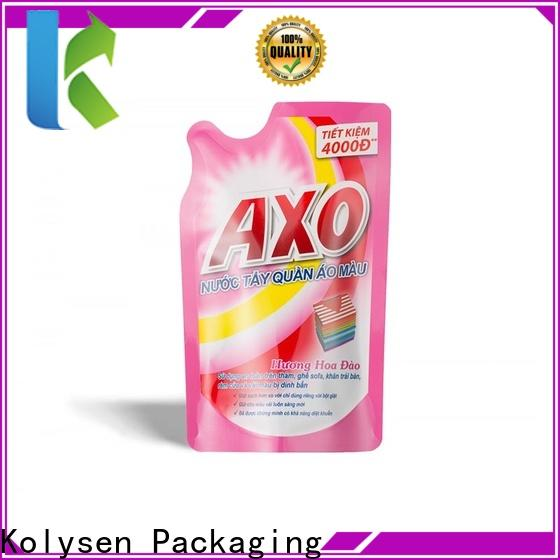 Kolysen pp cup sealing film directly price for wrapping soft drink