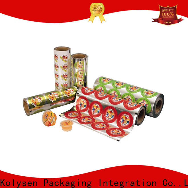 Kolysen New stand up pouches for food buy products from china for wrapping sauce