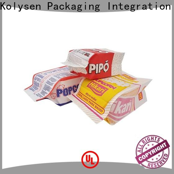 Top snack bags factory for wrapping soft drink