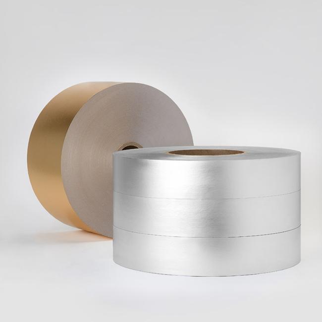 Custom Logo Printed High Quality Cigarettes Aluminum Foil Paper