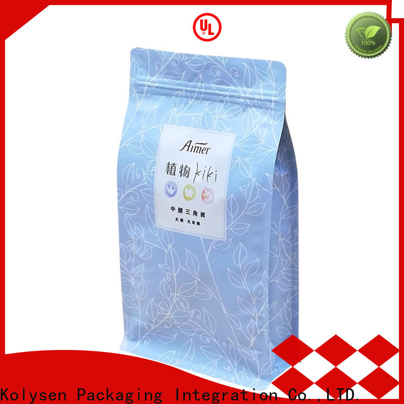 Kolysen Best stand up pouch bags Suppliers for food packaging