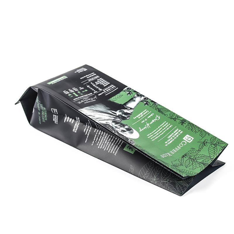Coffee Bags Foil Side Gusset Bag