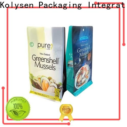 Kolysen flexible packaging directly price used in electronics market
