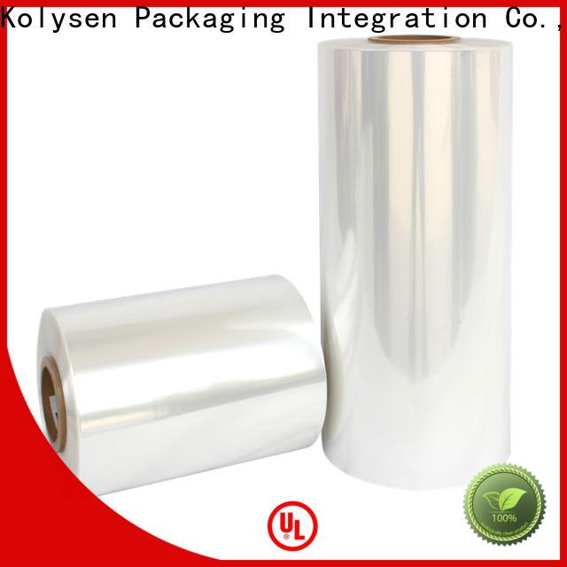 Kolysen Top industrial shrink wrap bags Supply for food packaging