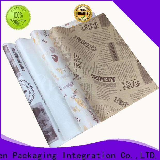 Kolysen natural value waxed paper bags wholesale manufacturers