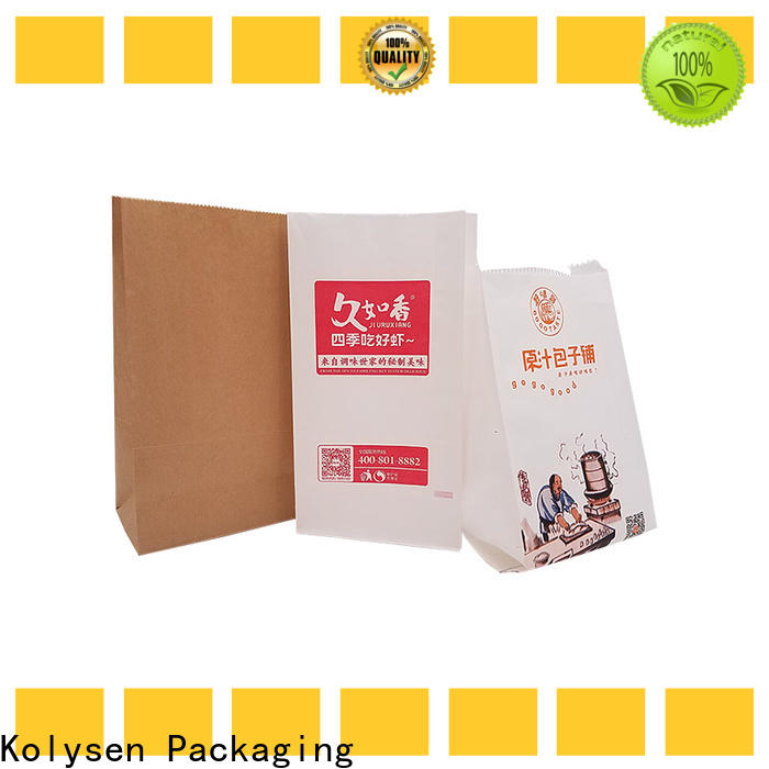 Kolysen fruit pouches Supply for wrapping milk