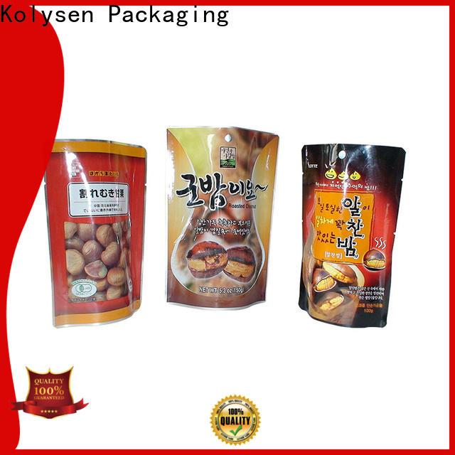 Kolysen Best frozen food packaging Suppliers used in electronics market