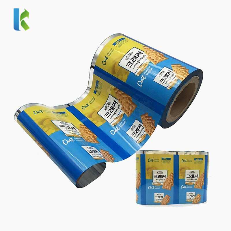 Laminated Packaging Roll Film