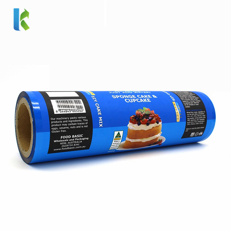BOPP Plastic Roll Film for Cake