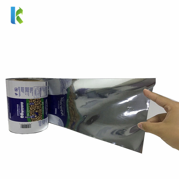 Sachet Packaging Roll Film for Snack