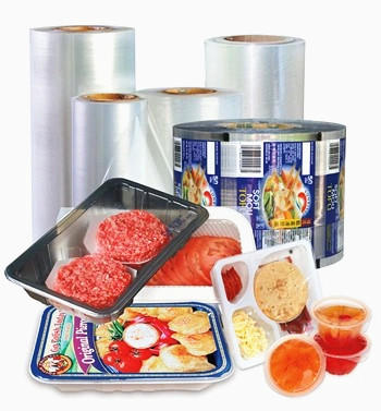 High Barrier Food Grade Lidding Film for Tray/Container