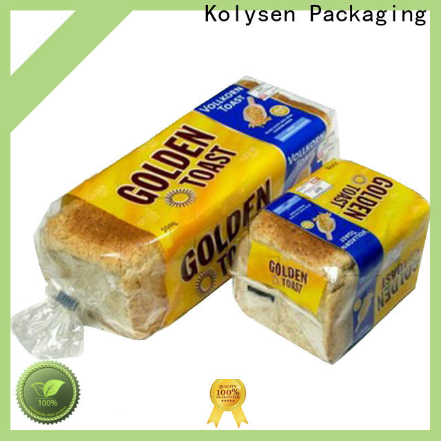 Kolysen Latest ziplock stand up pouch buy products from china for wrapping milk