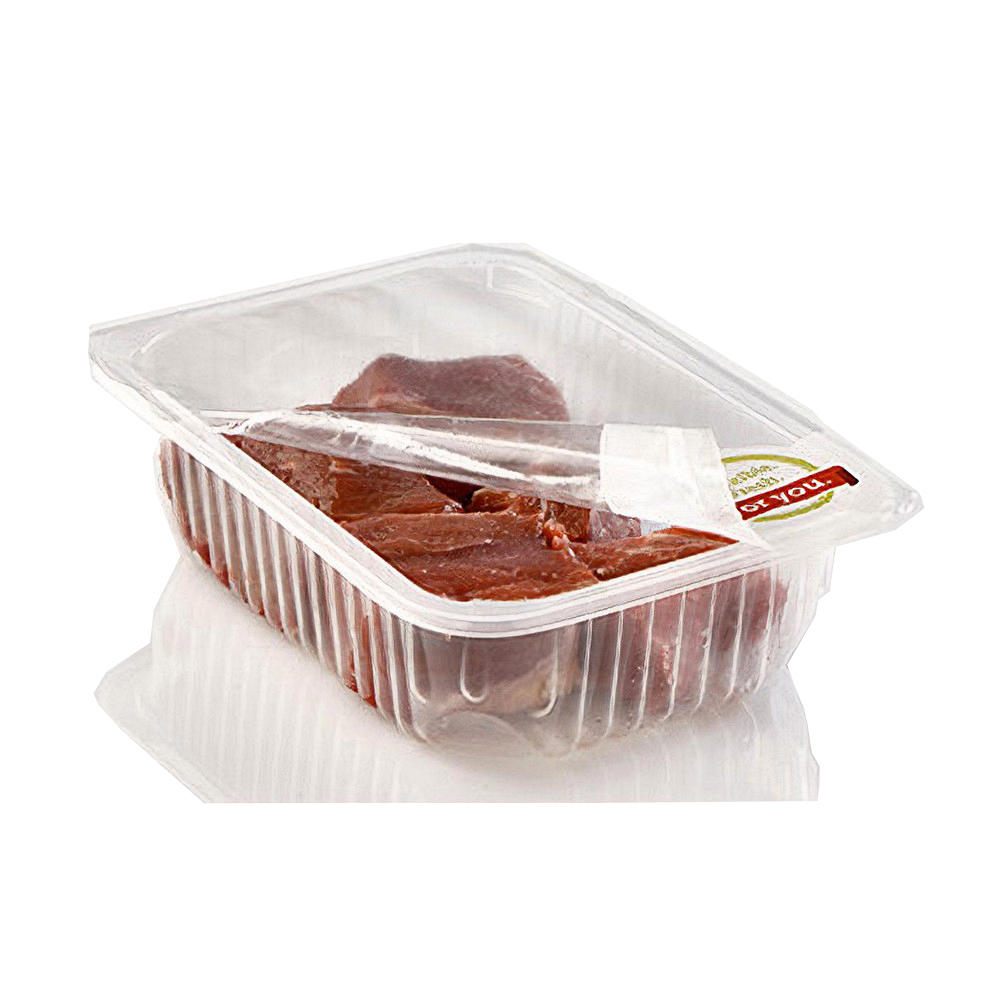 Easy Peelable Tray Cup Sealing Food Lidding Film