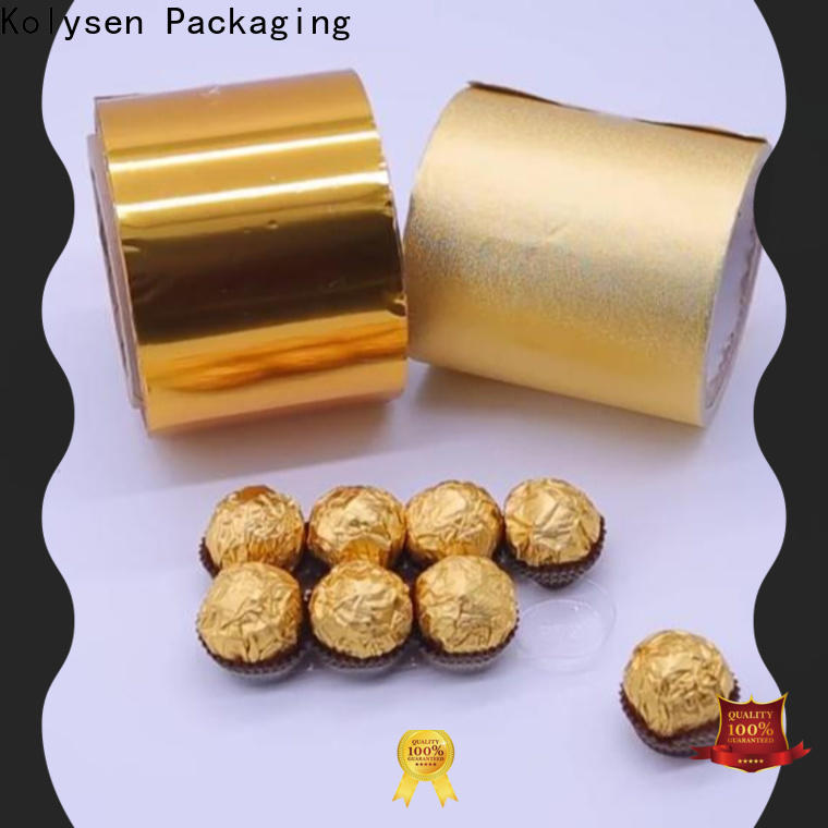 convenient foil for chocolate wrapping china products online for wrapping chewing gum