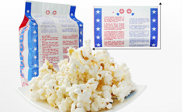 How to make microwave popcorn easily?