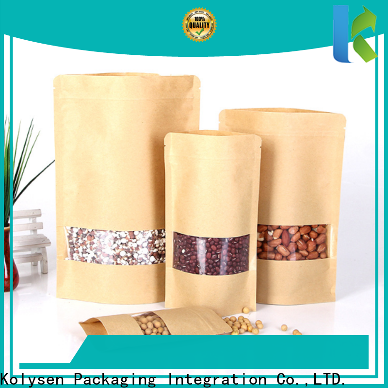 Custom stand up pouch supplier malaysia Supply used in food and beverage