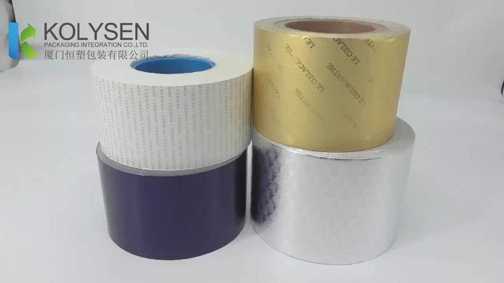 High Quality Cigarette Foil Paper