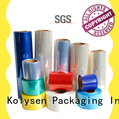 Custom packaging plastic sheet for business for Cosmetic & Toiletry industries