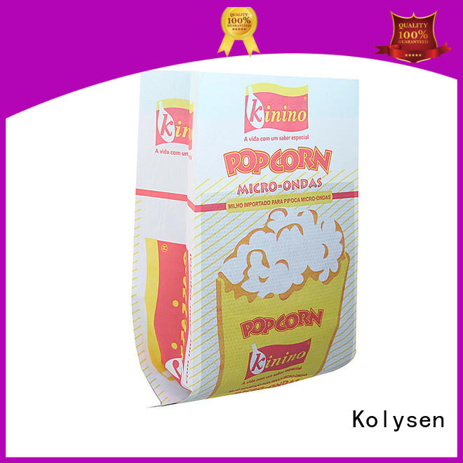 Wholesale air popcorn factory for food packaging
