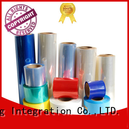 Kolysen pvc heat shrink film manufacturers for Electrical industries