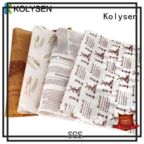 Kolysen candy packaging Supply used in chemical market