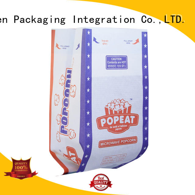 Kolysen New microwave popcorn flavors factory for microwave food