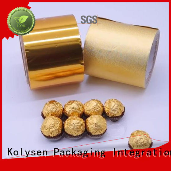wrapping colored foil paper manufacturers for wrapping chewing gum