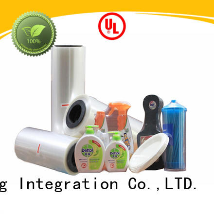 High-quality shrink wrap for sale factory for Pharmaceutical industries