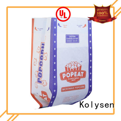 Kolysen fruit pouches Suppliers for wrapping yoghurt