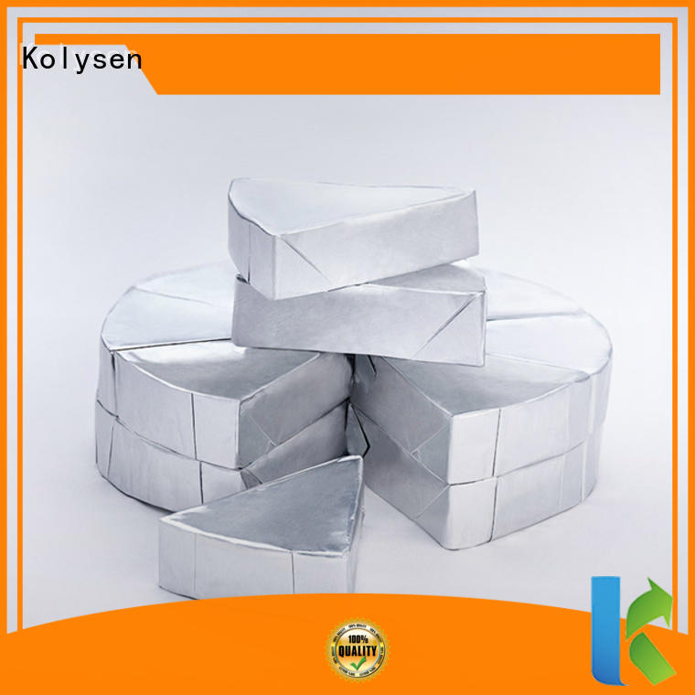 Kolysen wrapping aluminium foil paper china products online for wrapping cheese