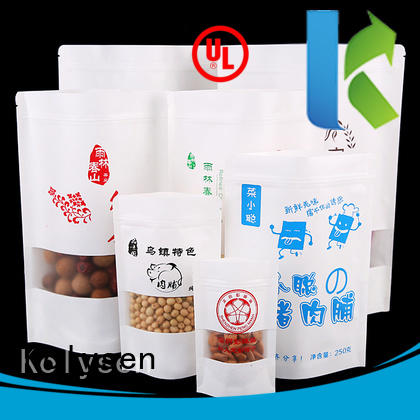 Kolysen bag craft paper Supply used to pack coffee