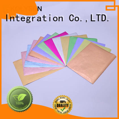environmental chocolate wrapper for business for pharmaceutical
