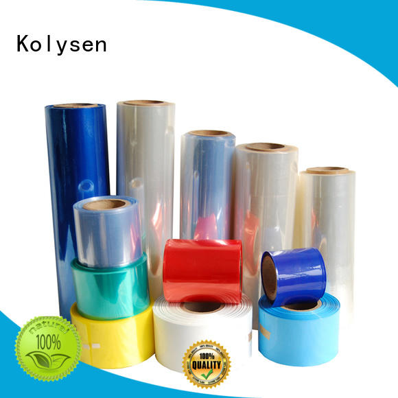 Kolysen High-quality bulk shrink wrap Suppliers for food packaging